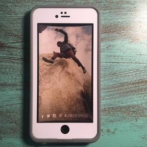 LifeProof iPhone 6s Plus FRE case
